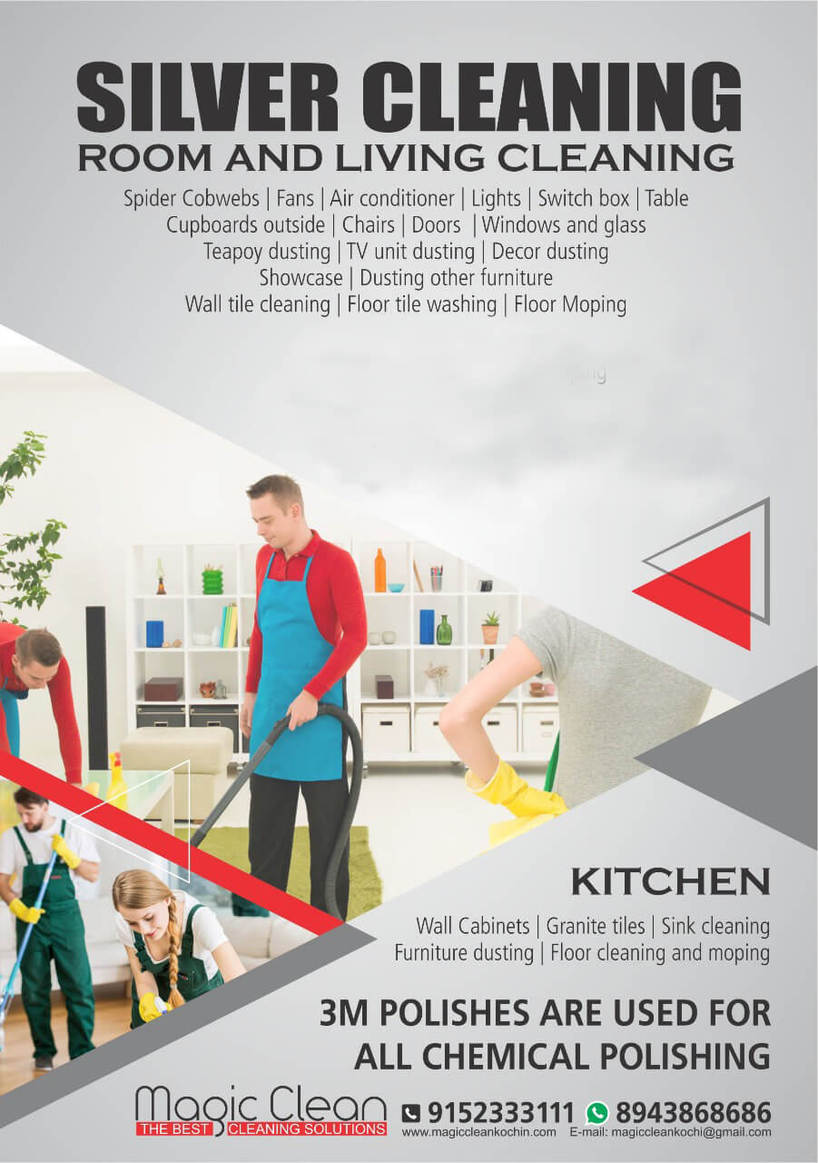 flat cleaning services in cochin
