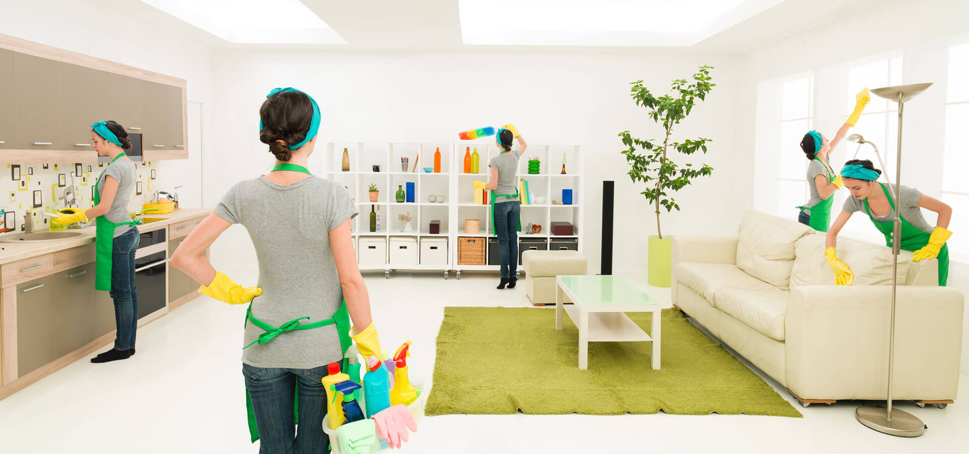 cleaning company in cochin